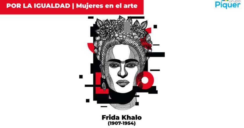 Por la igualdad: Mujeres en el arte